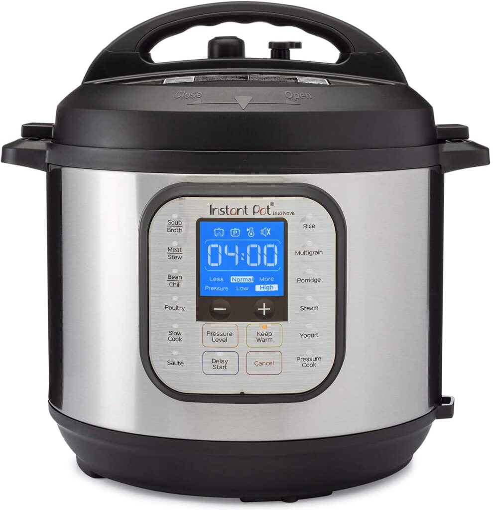 6-quart Instant Pot DUO Plus