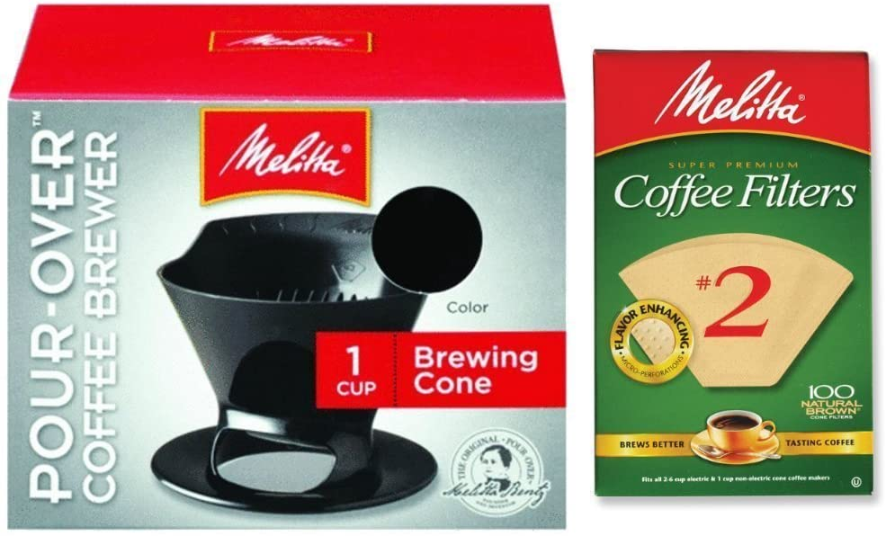 Melitta 1-Cup Pour-Over