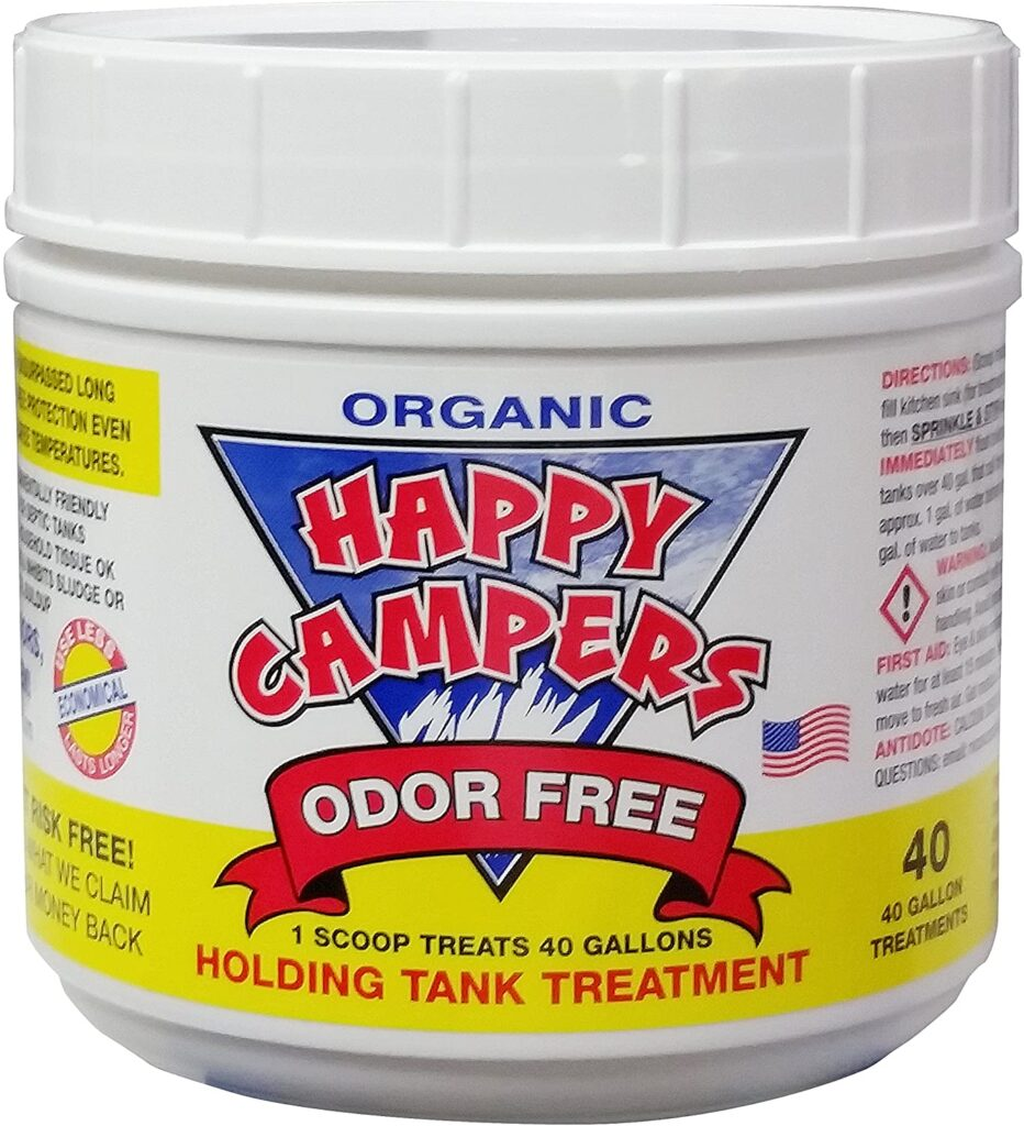 Organic RV Holding Tank Treatment