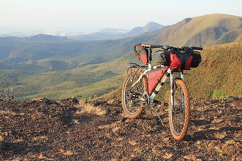 Biking the Colorado Rockies