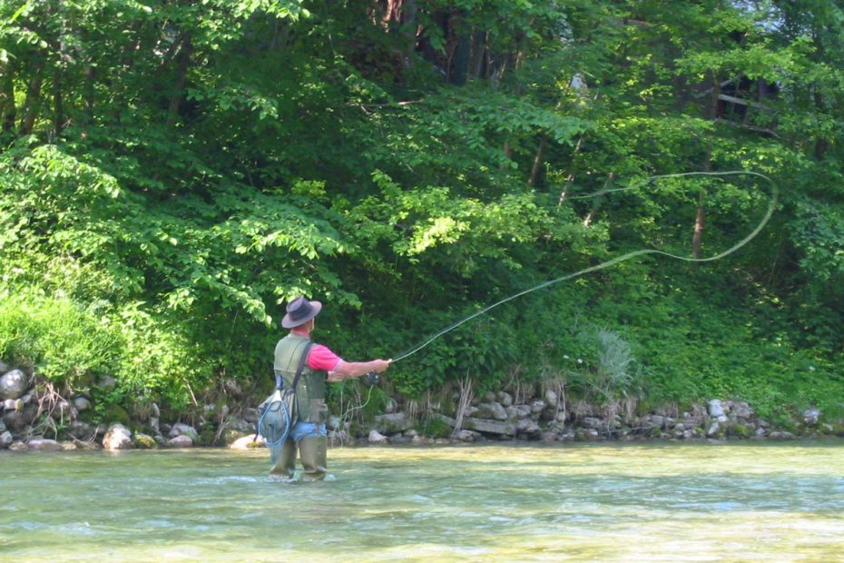 Fly Fishing for Rough Fish
