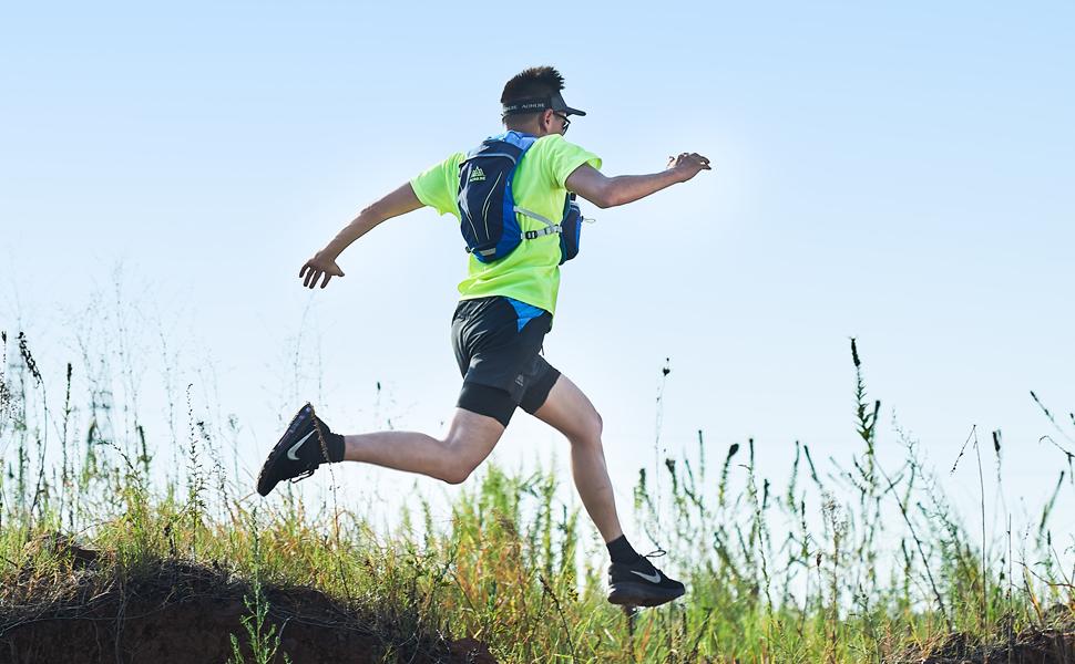 AONIJIE Running Hydration Vest