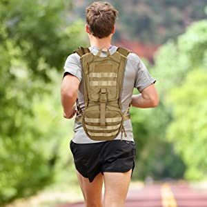 Marchway Tactical Molle Hydration Pack Review
