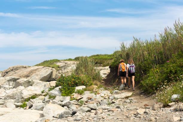 hiking Rhode Island